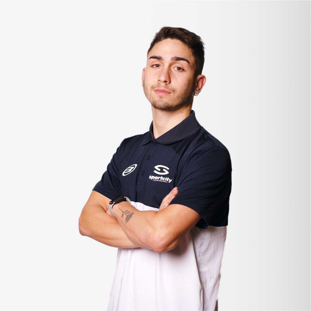 Entrenador padel Sportcity